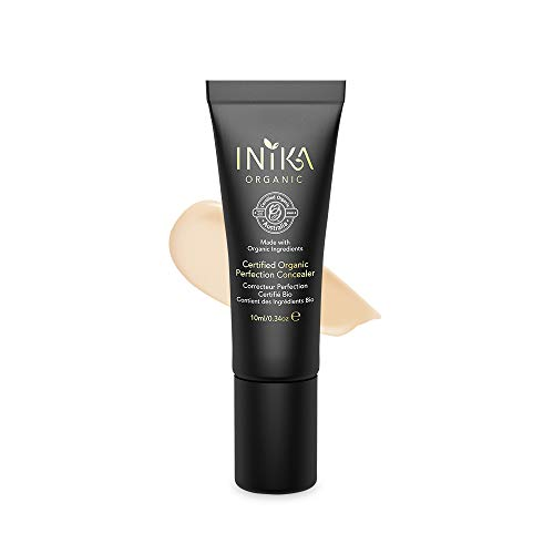 INIKA Certified Organic Natural Perfection Concealer Light