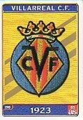 Cromos. LAS FICHAS DE LA LIGA. TEMPORADA 2003-2004. 190 / 85. VILLARREAL...