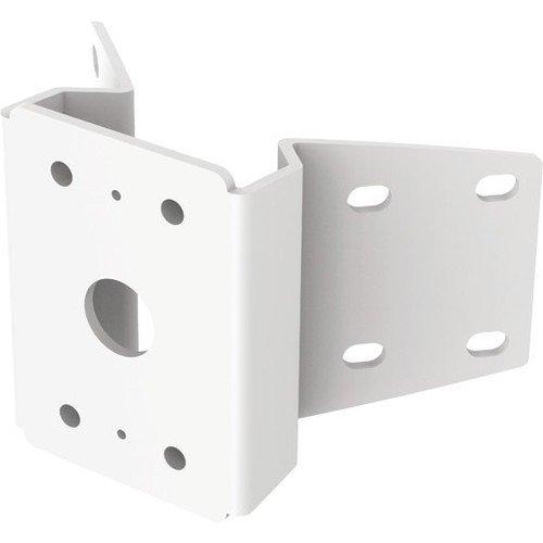 Axis T94R01B Corner Bracket - Überwachungskamerazubehör (Corner Bracket, Universal, White, M1113-E M1114-E M1124-E M1125-E P1343-E, NEMA 4X, IK10)