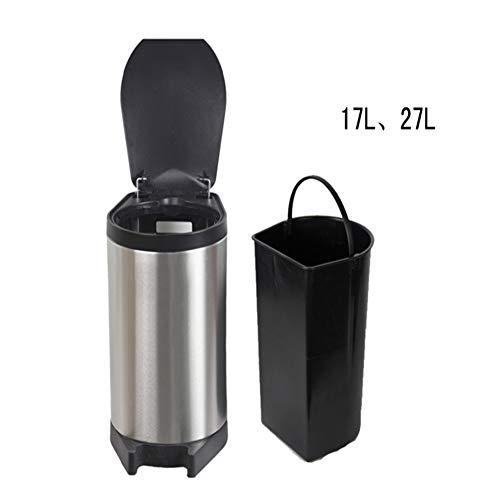 XUEER LCF Doble función Fuente de alimentación de la Basura de inducción automática Puede Desodorante sin Huella Dactilar,M