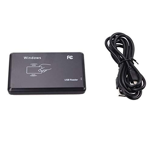 Morza Mini portátil DC 5V USB 125Khz RFID sin Contacto del Lector de Tarjetas de proximidad Sensor Inteligente ID
