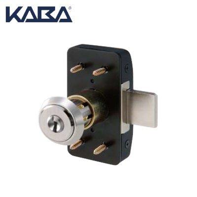 Kaba Star Neo(カバスターネオ) リムロック 6500R 面付錠 標準サムターン キー標準5本付属 KabaStarNeo6500R 補助錠 ワンドアツーロック 防犯