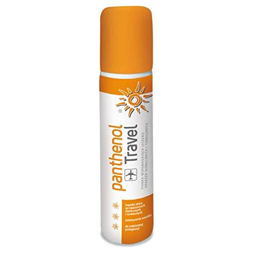 Panthenol Spray Reiseversion - Sie können Panthenol Travel mit in das Flugzeug bringen, after sun schäum, 90 ml