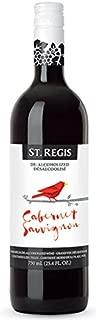 St Regis Cabernet Sauvignon (non alcoholic wine)
