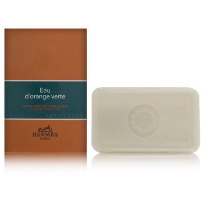 Hermès Eau D'Orange Verte Seife - parfümiert 150 g (unisex)