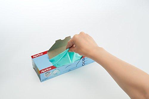 『Aprica(アップリカ) ニオイポイ強力消臭オムツ袋180枚入り箱タイプ 2055332』の2枚目の画像