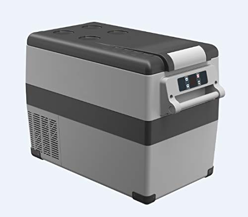 GNLIAN HUAHUA refrigerador 35/45 / 55Literac / DC12 / 24V Compresor Camping Portic Picnic RV Auto refrigerador Mini Frigorífico Congelador Congelador Caja de Enfriador Travel (Color Name : 45liters)