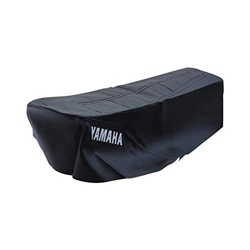 Yamaha DT 50 M MX Sitzbank Bezug Sitzbezug schwarz, Bj. 1980-1985