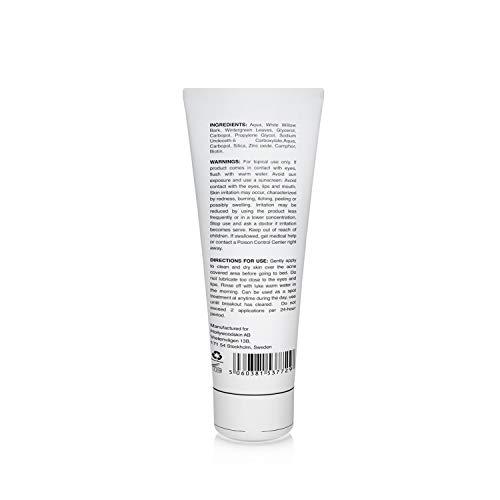 Over Night Magic - Transparent prescription strength acne spot treatment. Proprietary magic acne eraser blend - Visibly reduces pimple size in 1 hour! Acne treatment, Anti acne, anti blemish. 60ml