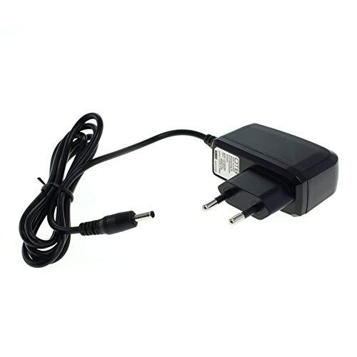 GIGAFOX® Handy Ladegerät/Ladekabel mit Netzteil (3,5 mm Stecker) 6V / 500mA // für Nokia 8210/8310 / 8800/8850 / 8910 / 8910i // schnelles Laden