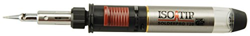 Iso-Tip #7977 SolderPro 120 Butane Soldering Iron