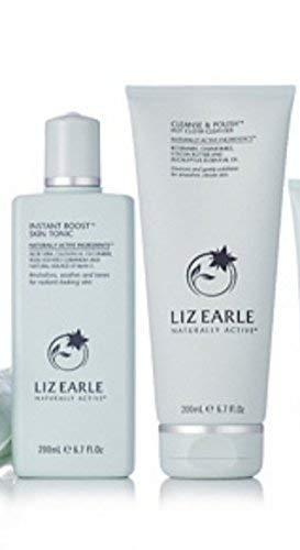 Liz Earle Cleanse & Polish 200ml & Instant Boost Tonico della pelle 200ml