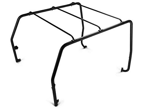 Barricade Roof Rack; Textured Black