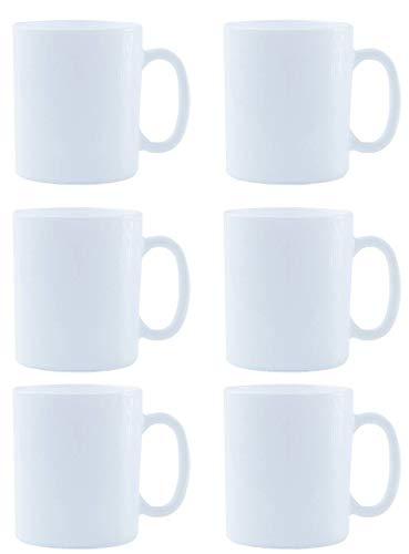 ARC INTERNATIONAL Everyday Opalglas Arcoroc (6 Kaffeebecher 32cl)