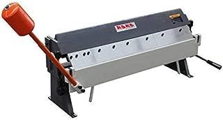 KAKA Industrial W-3616Z 36-Inch Sheet Metal Box and Pan Brake