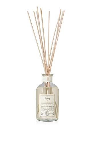 LOGEVY - Parfumeur pour Environnements pour Le Bien-être de la Personne et de la Maison - Champagne et Baies Roses (100 ML Diffuseur)