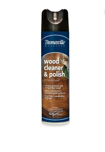 Thomasville Wood Cleaner & Polish in 12 oz, pack 2