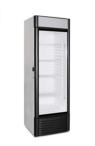 Flaschenkühlschrank 400 Liter Kühlschrank statische Kühlung Getränkekühlschrank Gewerbekühlschrank 620 x 690 x 2073 mm