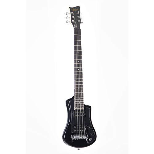 Shorty Deluxe Guitar w/Gigbag - Black