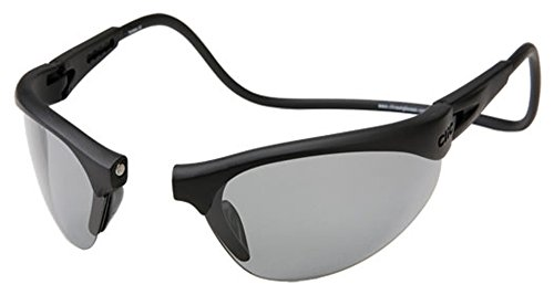 Clic Magnetic Sunglass Fishing Series in Black