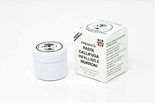Murroni | Elimina Duroni Calli Verruche e Occhi di Pernice | Pasta Callifuga per Piedi| Extra Forte | Rimozione Totale Calli