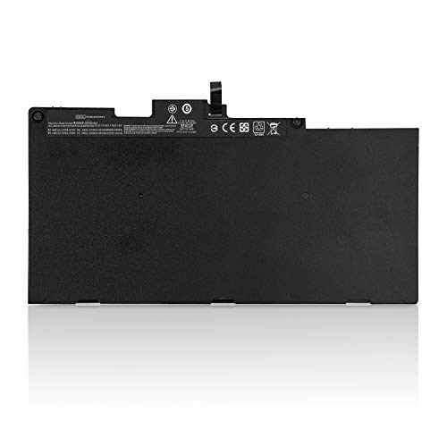 K KYUER 11.4V 46Wh CS03XL TA03XL Batería para HP EliteBook 745 755 840 850 G3 G4 848 G3 ZBook 15u G3 G4 mt42 mt43 800513-001 800231-141 T7B32AA HSTNN-I33C-4 HSTNN-I33C-5 HSTNN-IB6Y Notebook Battery