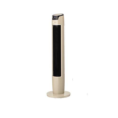 Sdesign Ventilador de la Torre: Ventilador de enfriamiento Vertical de 43'para el hogar/Oficina con Control Remoto y Pantalla LED: Incluye 6 ajustes de Velocidad de Brisa, Temporizador de 12 Horas