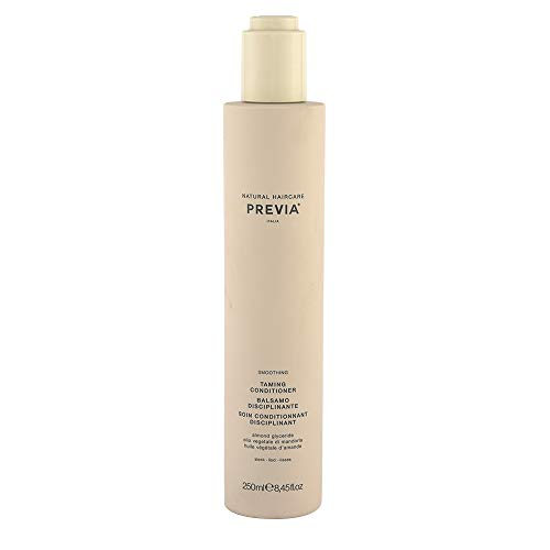 Previa Smoothing Organic Almond&Linseed Oil Taming Conditioner 200ml