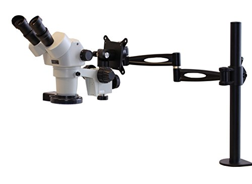 Aven 26800B-A1 SPZ-50 Stereo Zoom Microscope on Articulating Arm Stand