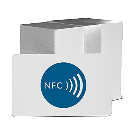 13.56Mhz MIFARE Ultralight EV1 NXP Contactless Blank Plastic NFC Key Card Pack of 200