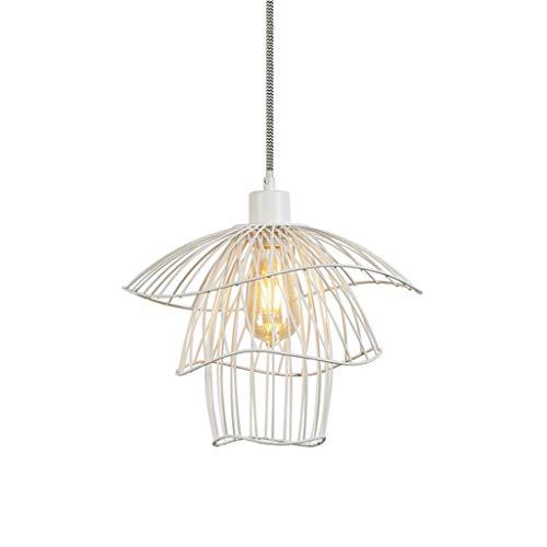 Lampade a sospensione Semplice moderna Ristorante Chandelier creativo lampade Arte Ferro Battuto di personalità Illuminazione Plafoniere
