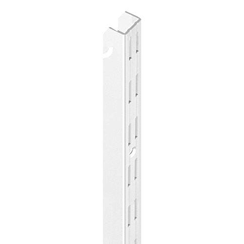 ELEMENTSYSTEM Easy 32 Hängeschiene H 1200 mm weiß 10013-00002