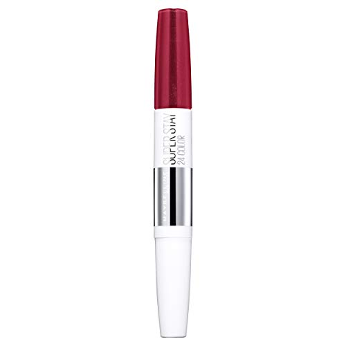 Maybelline New York – Rouge à Lèvres – Superstay 24H – Teinte : Blazing Red (515)