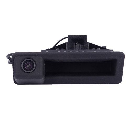 Weivision Hd Colorful Ccd Car Rear View Camera for BMW E60 E61 E70 E71 E72 E82 E88 E84 E90 E91 E92 E93 BMW 1 3 5 X5 BMW 3 Series 5 Series BMW X1 X5 X6 320i 335i ...