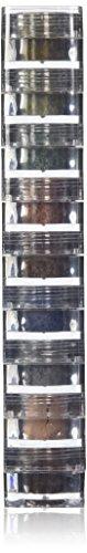 BellaPierre Schimmerpuder, Stapelset mit 9 Stück, 15,75 g, Pandera