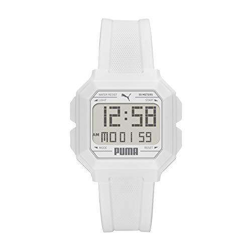 PUMA Men's Remix Stainless Steel Watch