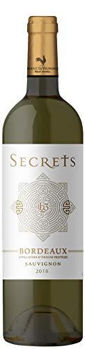 【シトラスやフローラルな香り】シークレット・ボルドー・ホワイト750ml [ フランス/白ワイン/辛口/winery direct ]