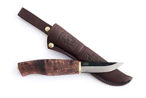 Ahti Korpi Carbon Steel Scandinavian Knife from Finland