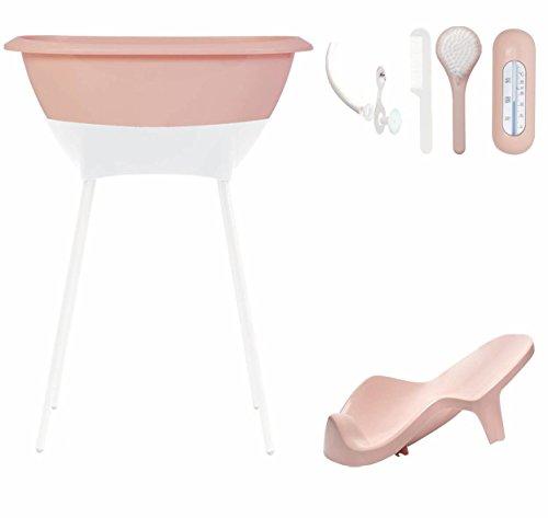 Bañera Luma Set de Baño Cloud Pink