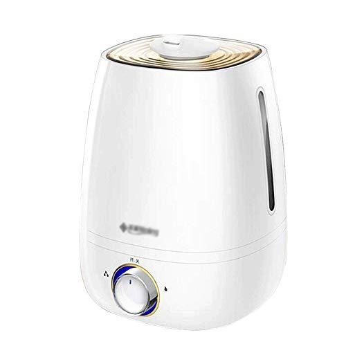 TTEWS luchtbevochtiger, diffuser met 4,5 l etherische ultrasone olie, bruikbare plaatsen: woonkamer, slaapkamer, bedrijf enz.