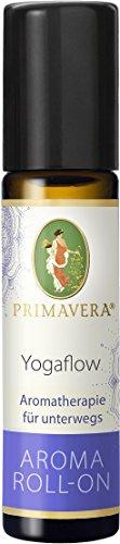 PRIMAVERA Aroma Roll-On Yogaflow DOPPELPACK 2x10ml