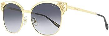 Chopard Smoke Gradient Cat Eye Ladies Sunglasses (SCHC24S-349F-57)
