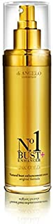 Di Angelo No1 24K Gold Bust Enhancer for Decollete 120ml Made in Italy?/ デアンジェロNo1 24Kゴールドバストエンハンサーデコルテ120mlイタリア製