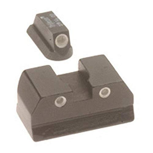 Trijicon 3 Dot Night Sight Set for CZ 75 with Dovetail Front