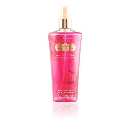 Victoria's Secret Mango Temptation Body Mist, Transparente - 250 ml.