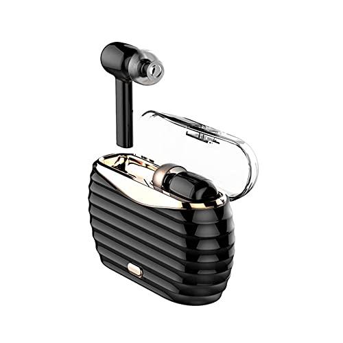 FAZA Auriculares Bluetooth sin cables, 2021 con Bluetooth 5.1 deportivos con funda de carga de sonido de alta calidad, con graves profundos para deportes