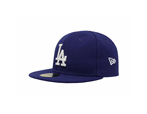 New Era 59Fifty Hat My First Los Angeles Dodgers Infant Hat Game Fitted Blue Cap