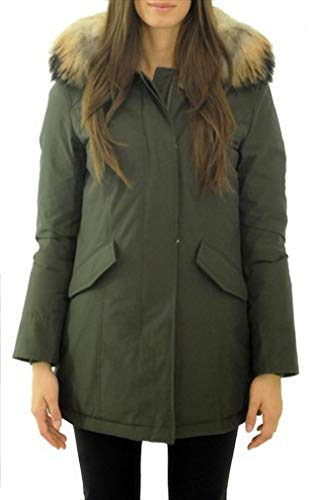 Woolrich WWCPS1447 CN02 DAG Jacket & Coats Mujer Green M
