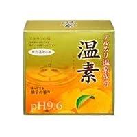 【アース製薬】温素 柚子の香り 30g×15包 ×20個セット