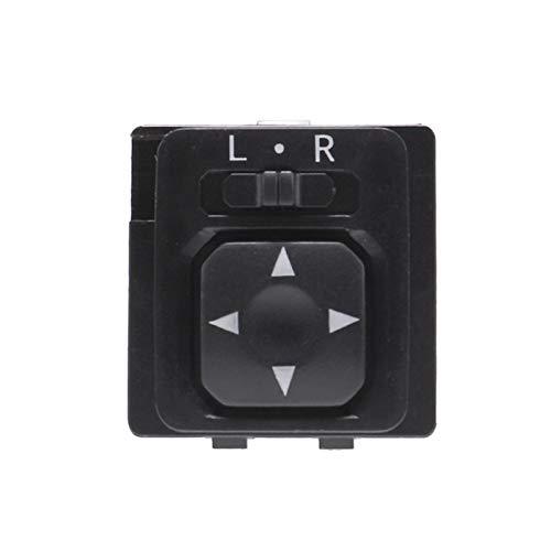 YYAN Nuevo Interruptor de Espejo de Control Remoto FIT para Mitsubishi Pajero IO Outlander Lancer Black (Color : Black)